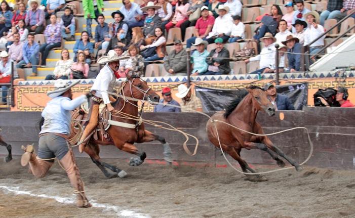 Yamil García Casado levantó a los monarcas nacionales con tres manganas a pie