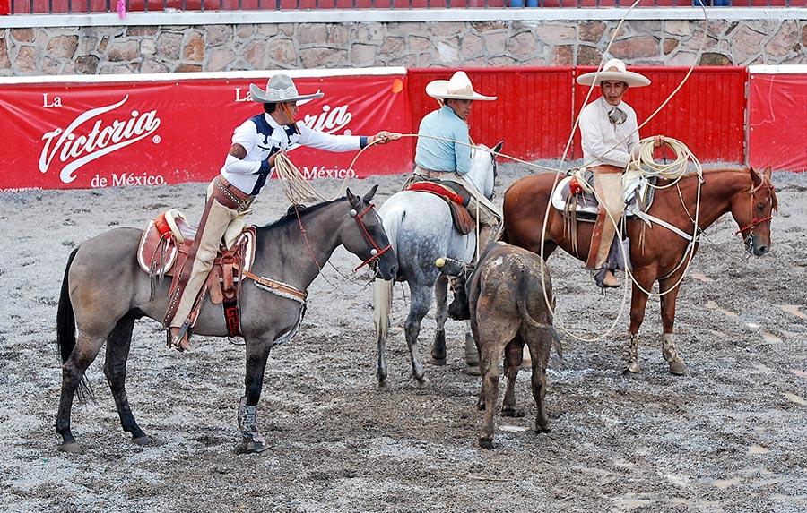 La charrería guanajuatense celebró sus tradicionales campeonatos de zona en distintos puntos del estado